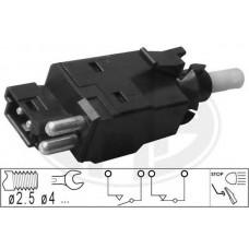 Выключатель фонаря стоп-сигнала ERA  W124 / 140/201/202/210 (под педаль)