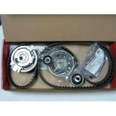 Комплект ремня ГРМ (пр-во PowerGrip® GATES)  VW Passat 1.8,2.0T 96-, Audi A4,A6 1.8-2.0T 2000-