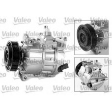 Компрессор кондиционера VALEO  VW Caddy 03-