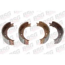 Колодки тормозные задние. стояночный тормоз (пр-во BSG) Mercedes Sprinter 208-316, VW LT 35, 96-06