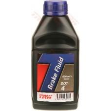 Жидкость тормозная TRW ДОТ4, DOT4 0,5L