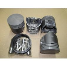 Поршень цилиндра ВАЗ 2101,2103 d=76,8 гр.A М/К (Black Edition/EXPERT+п.п+п.кольца) (МД Кострома)