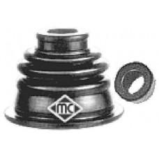 Пыльник внутренний лев METALCAUCHO  OPEL MOVANO 2.5  Master/Trafic 01- Л. (92x74/40)