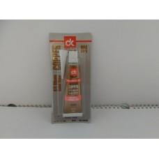 Герметик медный силиконовый высокотемпературный медный 25г <ДК>