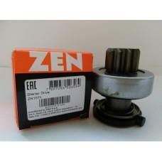 Бендикс стартера (пр-во Zen)  ZN1071. MERCEDES\SSANGYONG\CHEVROLET