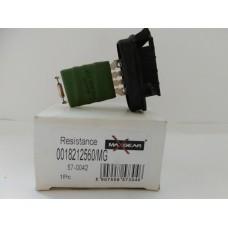 Реостат печки 0018212560 Vito 96-03 (4-контакта)  (пр-во MAXGEAR)