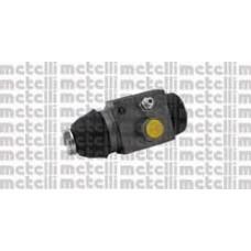 Рабочий тормозной цилиндр правый задний METELLI